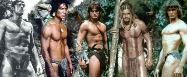 Lịch sử phát triển của chiếc quần lót nam - Khố bằng da