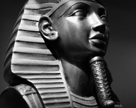 Lịch sử phát triển của chiếc quần lót nam - Pharaoh Tutankhamun