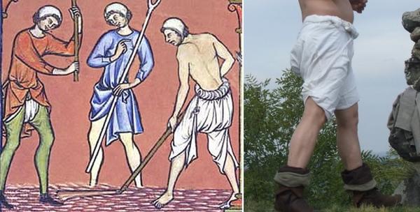 Lịch sử phát triển của chiếc quần lót nam - Braies