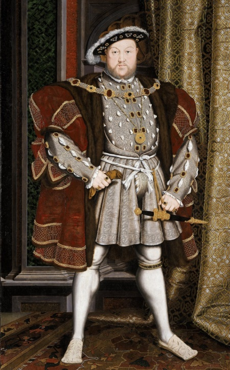 Lịch sử phát triển của chiếc quần lót nam - Codpiece