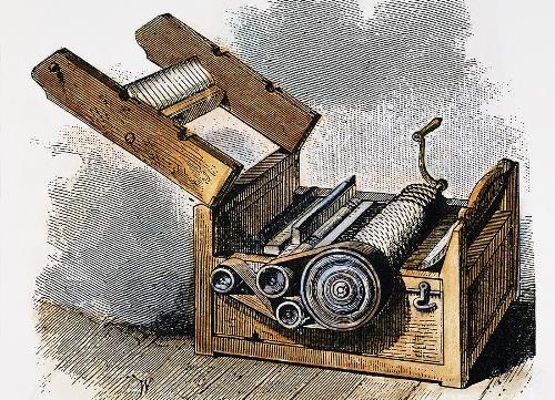 Lịch sử phát triển của chiếc quần lót nam - Cotton gin